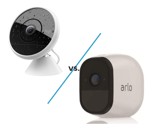 Logitech Circle 2 vs. Arlo Pro: Which Security Camera is Best?
