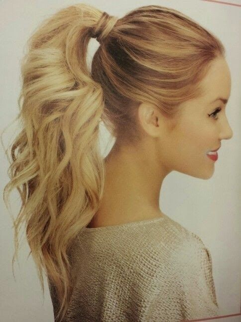 5 Cute Ponytail Hairstyles Ideas You May Actually Apply