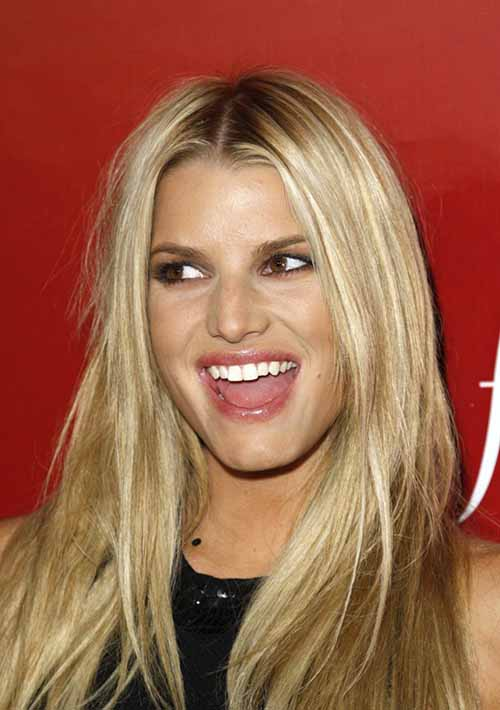 9 Long Jessica Simpson Hairstyles For You | Celebrity Hairstyles for 2016