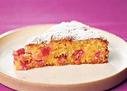 Easy Method for Making Gluten Free Raspberry & Walnut Muffins