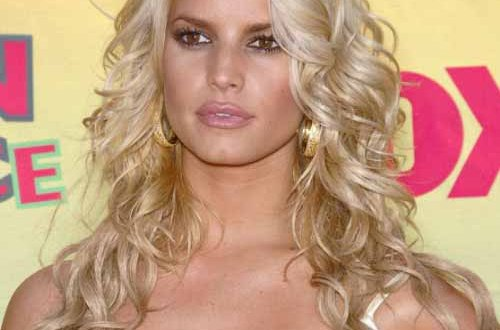 9 Long Jessica Simpson Hairstyles For You   Celebrity Hairstyles for 2016