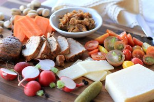 Healthy & Tasty Ploughmans Lunch Platter Cheese Plates
