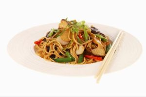 Tasty & Healthy Vegetable Chow Mein Recipe 2018