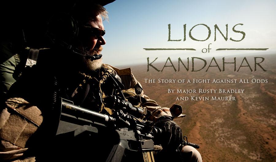 Lions Of Kandahar