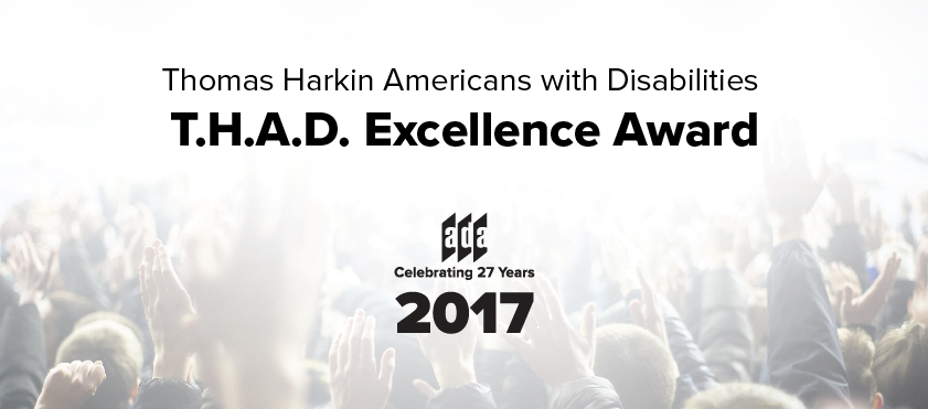 Alliance Enterprises Announces Distinguished Service Award in Partnership with The Harkin Institute