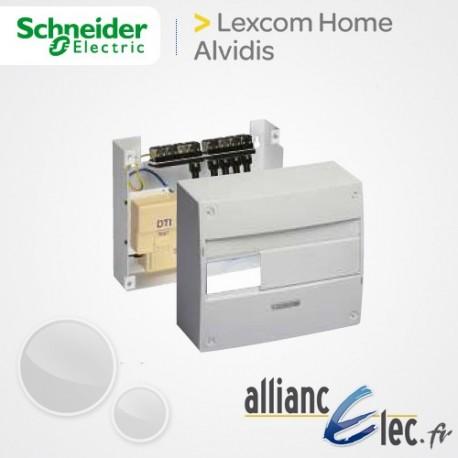 Coffret De Communication Lexcom Home Bande Transporteuse