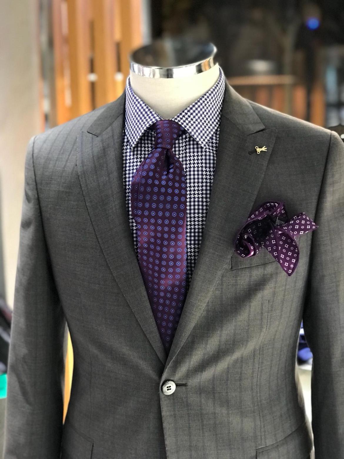 kledingproductie kostuums heren