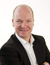 James Eiloart - Vice-président EMEA de Tableau Software