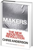 Livre - Makers : The New Industrial Revolution