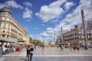 L'agglomération de Montpellier connaît une embellie dans le numérique, alors que les autres secteurs font grise mine dans la région Languedoc-Roussillon.