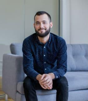 Pierre Valade, cofondateur et président de Sunrise. © Sunrise