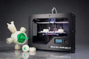 L'imprimante 3D de Makerbot Industries. © Flickr CC / Makerbot Industries