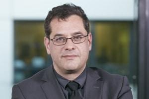 Xavier Etienne, directeur général adjoint en charge de la technologie et de l'international © FDJ