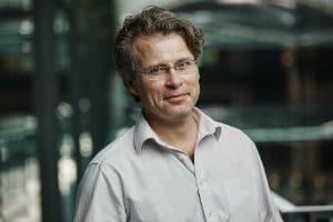 Jean-Charles Falloux, directeur média innovation du groupe Les Echos. © Les Echos