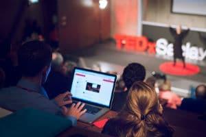 La TEDx Saclay a été créée en 2015. © Flickr CC Assya Van Gysel