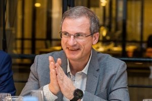 Jean-Pierre Dumoulin, Chief Technical Officer / VP Infrastructure, Technical Architecture and Telecoms - Groupe PSA