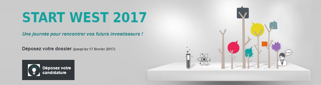 star west 2017 appel à candidature, entrepreneurs