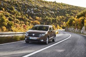 La nouvelle Dacia Sandero
