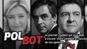 Chatbot : PolBot conforte les électeurs dans leur choix