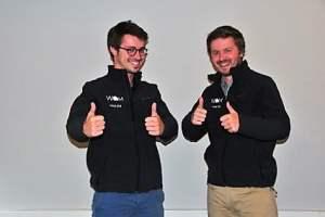 Guillaume et Gaspard Vorilhon, les fondateurs de Woom ©Le Bivouac