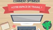 Infographie – Comment optimiser votre espace de travail ?