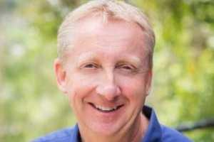 Geoff Wade, Chef d'équipe des Communautés de ressources naturelles d'Esri ©Esri