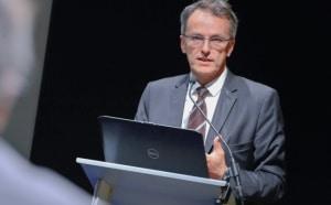 Max Blanchet (Accenture), lors du dernier Salon Smart Industries (Manufacturing.fr)