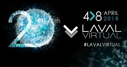 laval virtual 2018