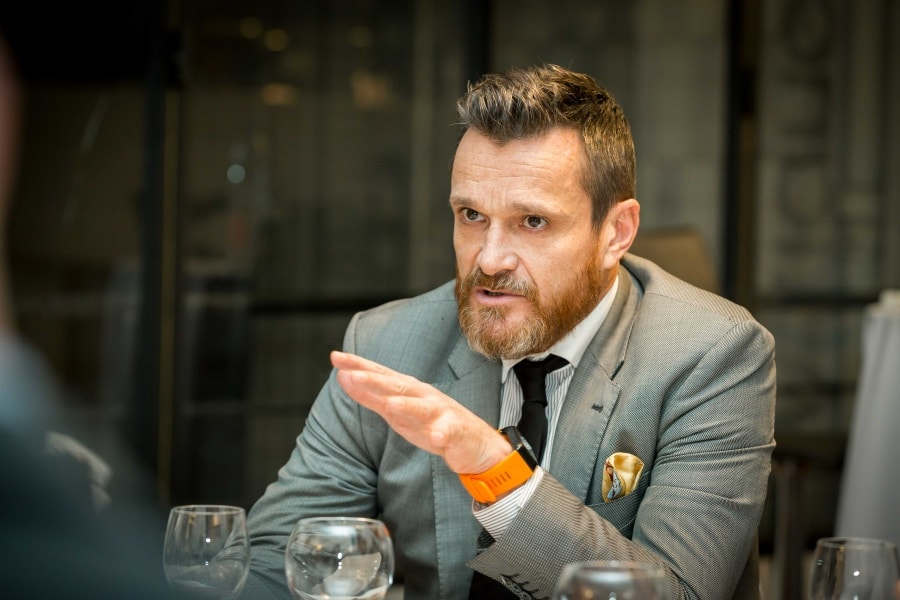 David Giblas, directeur innovation et digital - Malakoff-Médéric