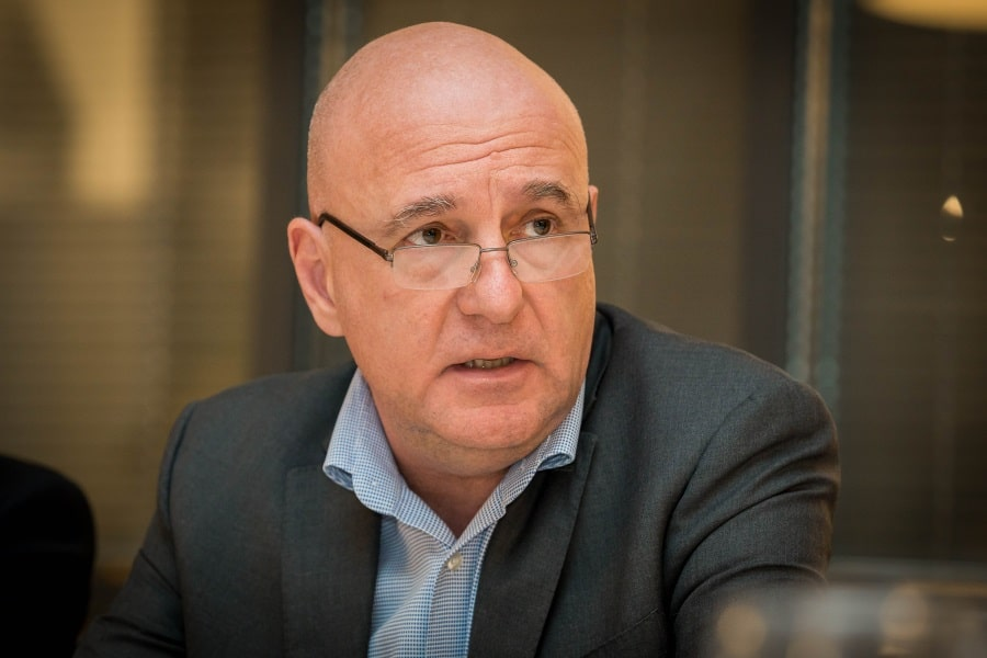 Eddie Abecassis, chief digital officer - SwissLife