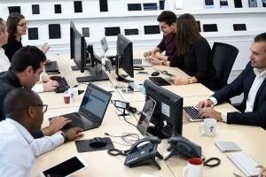 Les experts de Testing Digital à Boulogne-Billancourt, près de Paris.