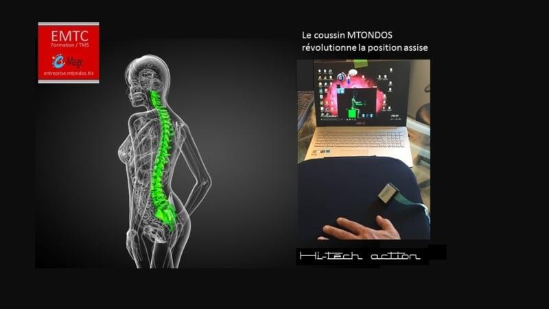 eMage, pour prévenir les troubles musculo-squelettiques