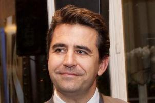 Alexandre Templier, président de Quinten