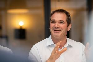 Slide Sylvain fievet « SI et transformation » : Les administrations et leur modernisation numérique