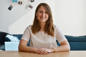 Aurélia Magron s'est fixée pour objectif de trouver un outil de mesure du bien-être au travail en 2019.  ©Shippeo
