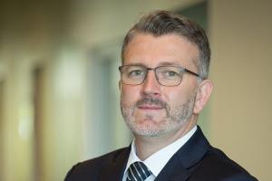 Fabrice Roudet, responsable du département stockage, rappelle que l'un des projets phares menés ces dernières années concerne GreenDataNet en 2013. ©Eaton