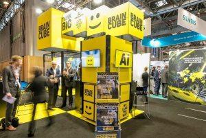 L'entreprise Braincube recrute pour faire progresser l'IA au service de l'industrie. ©Braincube