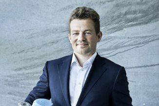 Esben H. Østergaard, Directeur Technique et Co-fondateur d'Universal Robots