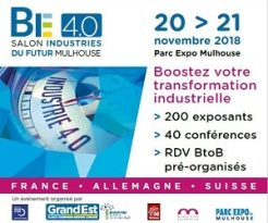 Salon Be 4.0. Salon Industries du Futur