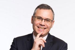 Stéphane Gannac, directeur général adjoint RH, projets, communication et action sociale,