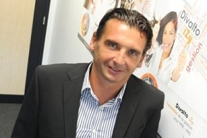 Thierry Meynlé, président de Divalto