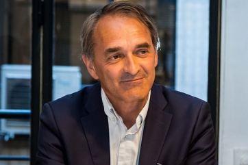 Christophe Liénard, directeur de l'Innovation de Bouygues