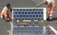 Wattway : la route qui capte l'énergie solaire