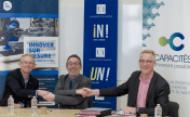 L'IRT Jules Verne et Capacités SAS ont signé un accord de partenariat