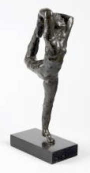 Dance Movement B August Rodin modeled 1911 cast 1956