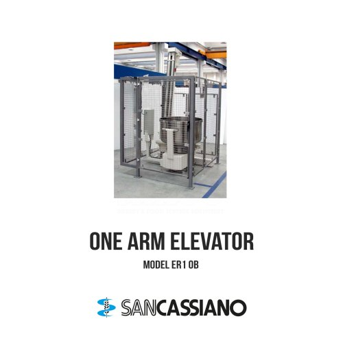SANCASSIANO-One-Arm-Elevator-ER1