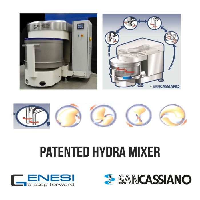 SANCASSIANO-hydra-mixer