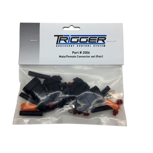 TRIGGER Male-Female Connector Set - 01