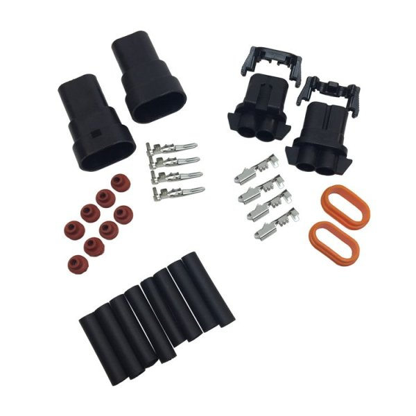 TRIGGER Male-Female Connector Set - 02