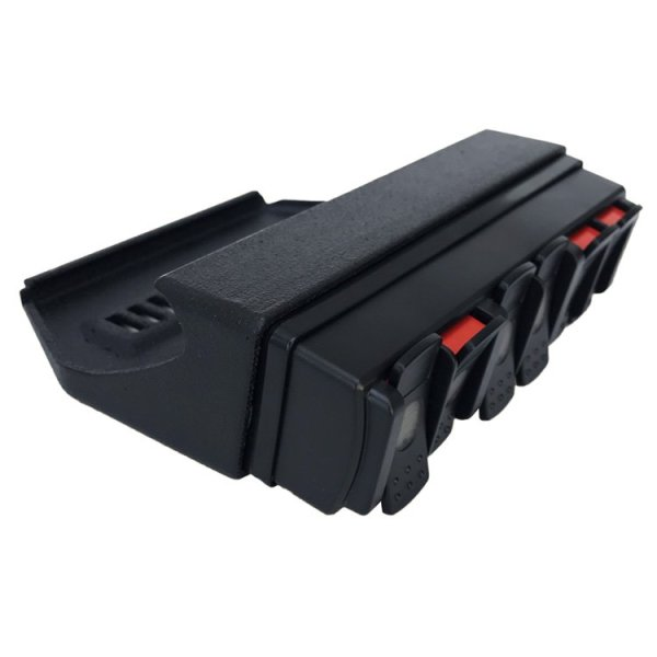 TRIGGER 6 SHOOTER Jeep JL Overhead RF Remote Bracket 05
